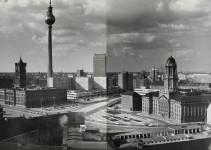 Der Alexanderplatz um 1970 – Photographische Panoramen Teil 2